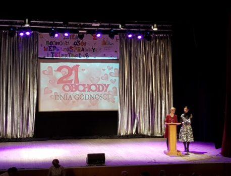 XXI Gminne Obchody Dnia Godności Osób z Niepełnosprawnością Intelektualną