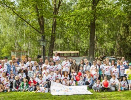 Inauguracyjny Piknik rodzinny naszego Stowarzyszenia