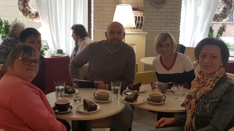 Spotkanie z posłem Jakubem Rutnickim 29.10.2019 r.