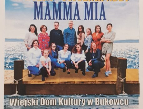 Koncert zespołu OJEJ w Bukowcu 11.10.2019 r.