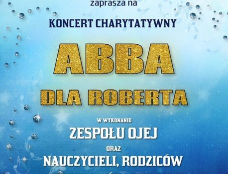 "Charytatywny koncert ""ABBA dla Roberta"" NOK 7.11.2019 r. / 8.11.2019 r."