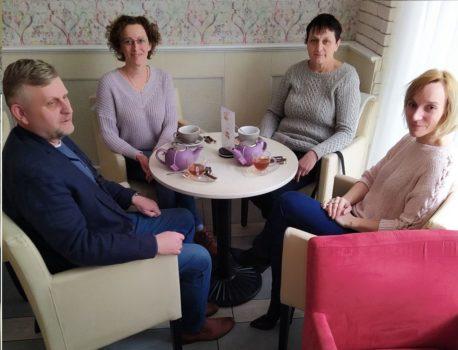 24.02.2020 r. spotkanie z radnym Piotrem Szymkowiakiem