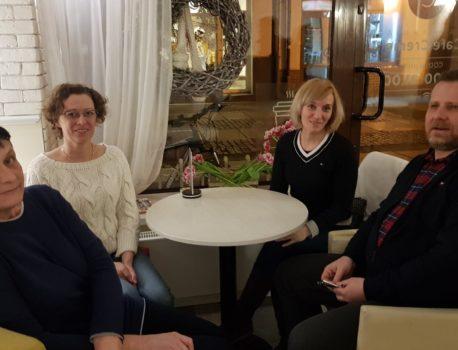 27.02.2020 r. rozmowa z radnym Rafałem Tabaczyńskim