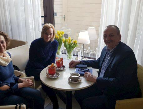 11.03.2020 r. spotkanie z radnym Ryszardem Nowakiem