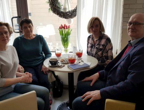 02.03.2020 r. spotkanie z radnym Bogusławem Nawrotem