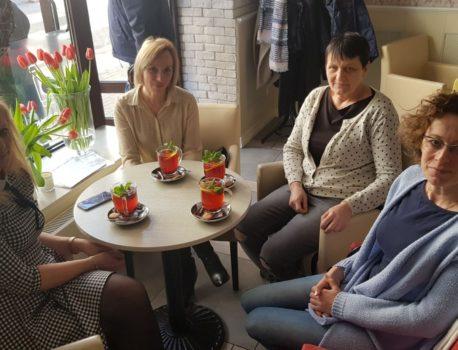 04.03.2020 r. spotkanie z radną Molenda-Gałganek