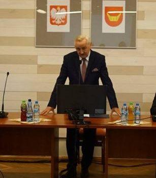 2.10.2019 r. spotkanie z radnym Wojciechem Andryszczykiem