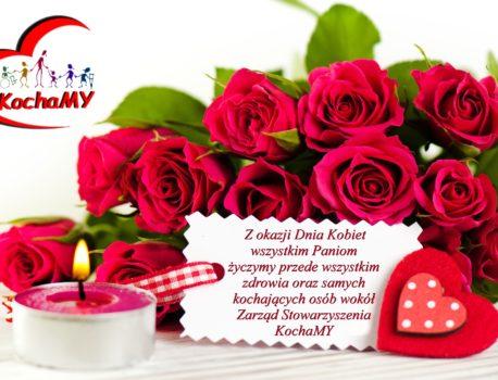 8 Marca  – życzenia !!!