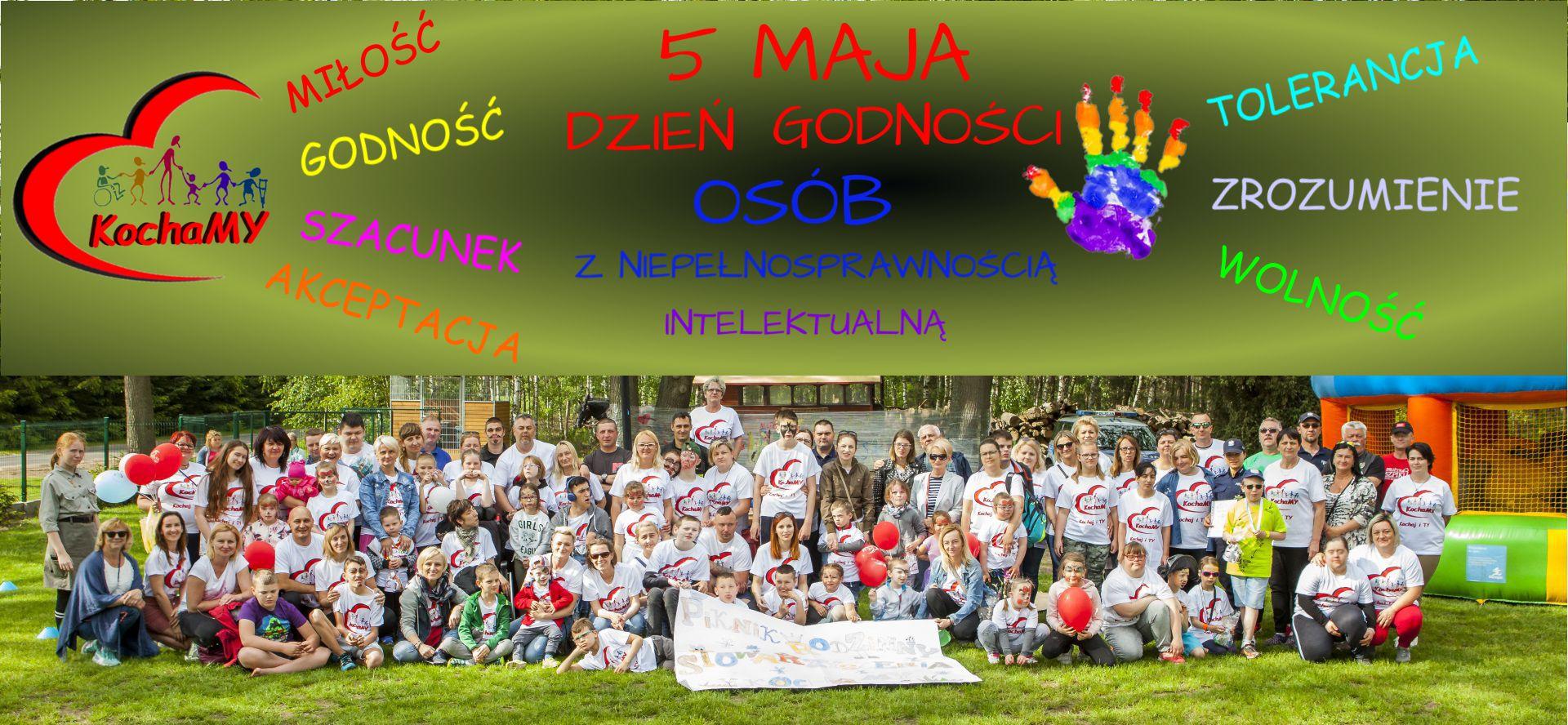 Dzień Walki z Dyskryminacją Osób Niepełnosprawnych 5 MAJA !!!!!