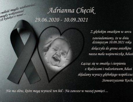 10.09.2021 r. Na zawsze w naszej pamięci …